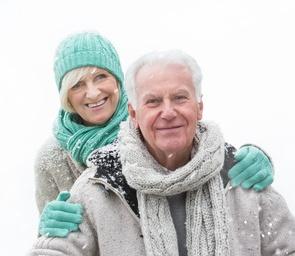 Par i veteranåldern