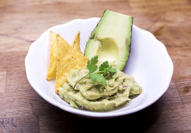Snabblagad guacamole superlivsmedel