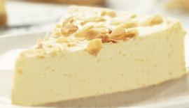 proteinrik cheesecake