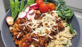 vegetarisk chili con carne