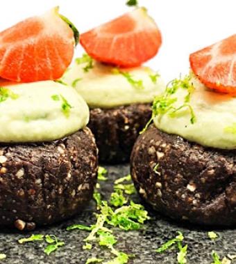 veganska chokladcupcakes