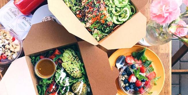 hälsosamma lunchrestauranger