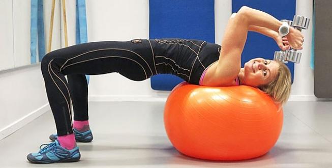 träningspass för armarna