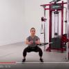 Squat challenge – dag 19. Squats med bålfokus