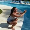 Squat challenge – dag 20. Split squats med skivstång