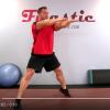 Squat challenge – dag 21. Squats med vadpress