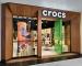 Crocs konceptbutik