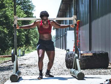 styrketräning tjej