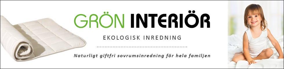 Edura Grön interiör