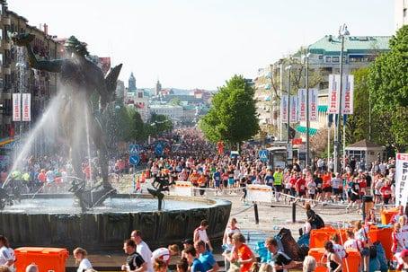 SVT Sport sänder Göteborgsvarvet