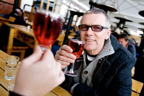 Alkoholmissbruket ökar bland äldre