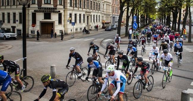 Premiär för Göteborgsgirot 140 km