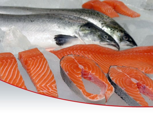 Halter av skadliga ämnen i mat sjunker