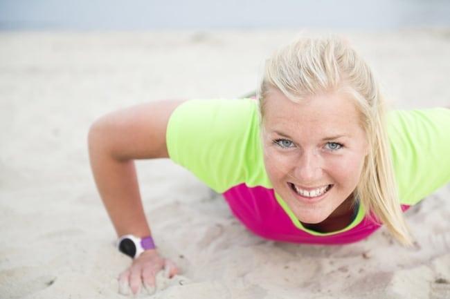 Anna Mellberg: För mig är inte hälsa magrutor och sallad