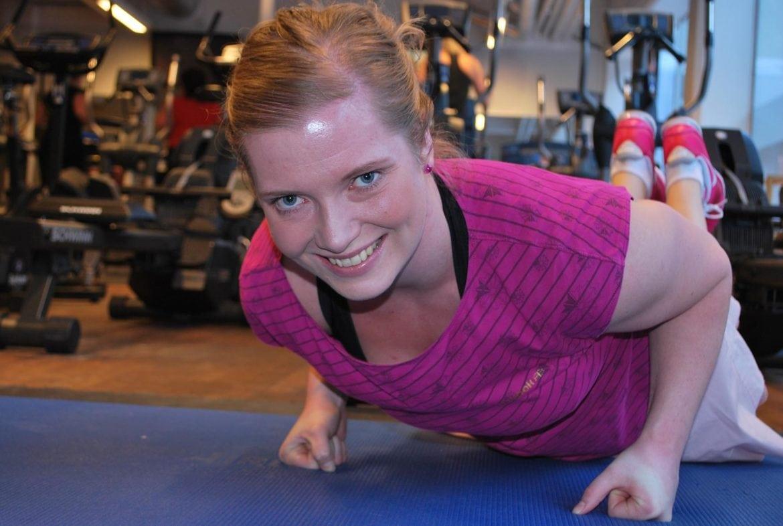 Fitnesslandia - ett av Europas största fitnesskonvent