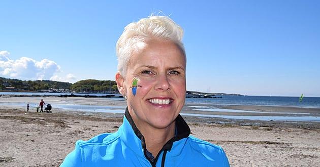 Anna-Karin S. Öjerskog satsar på En skräpfri klassiker