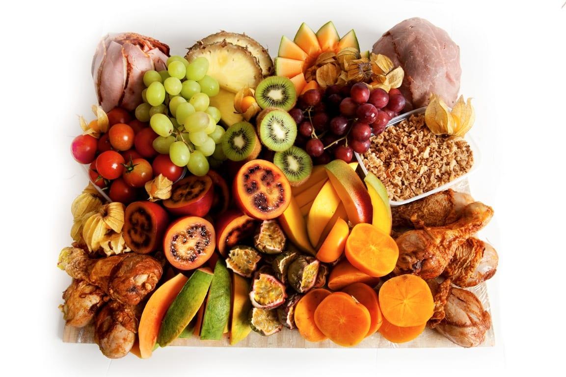 Frukt och grönt minskar risken för bröstcancer