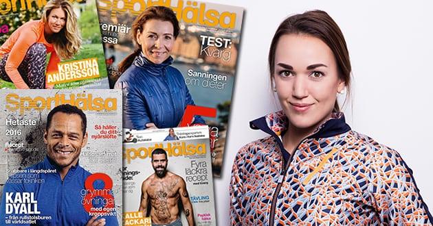 Hanna Larsson lämnar SportHälsa