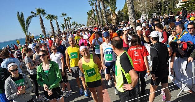 Limassol Marathon – loppet du inte vill missa