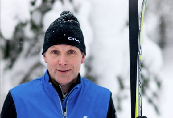 "Melker Andersson: ""Min åkstil påminner om Sixten Jernbergs"""