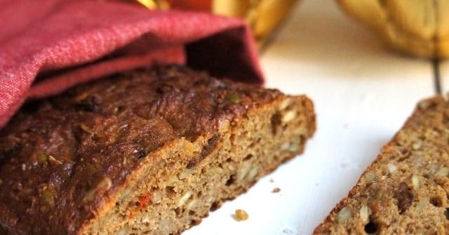 nyttigt proteinbröd recept