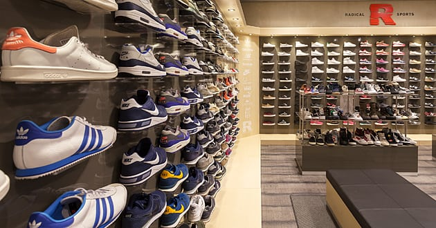 Ny destination för marknadens snyggaste sneakers