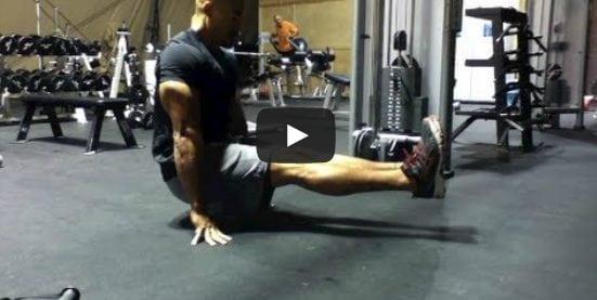 44 träningsövningar med egen kroppsvikt