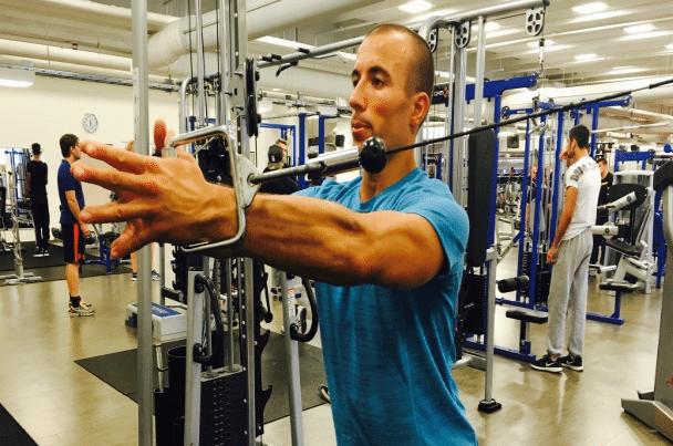 övningar för biceps