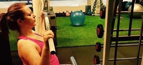 Övningen som ger dig en bättre hållning