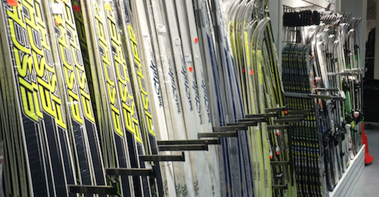 Sport-outleten öppnar i Stinsen