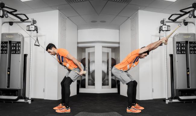 Stärk upp kroppen inför längdskidåkningen