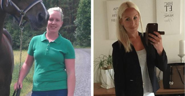 """Tidigare överviktiga Nathalie: """"Så blir du kvitt ditt sötsug"""""""