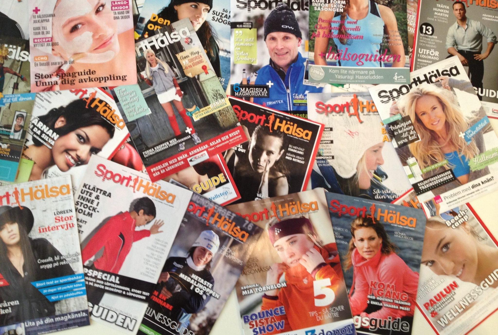 Är du vår nya säljare för SportHälsa?