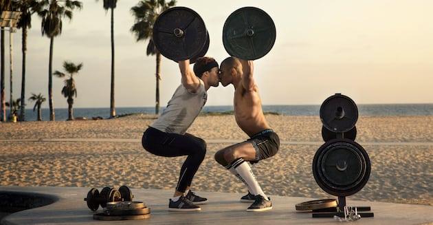 Ny dejtingapp för träningsglada singlar