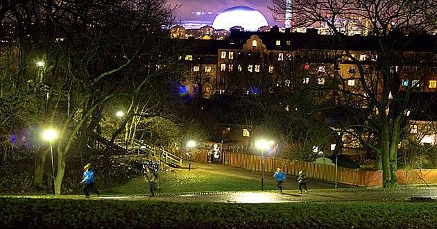 Stockholm Park Running – spring för en god sak