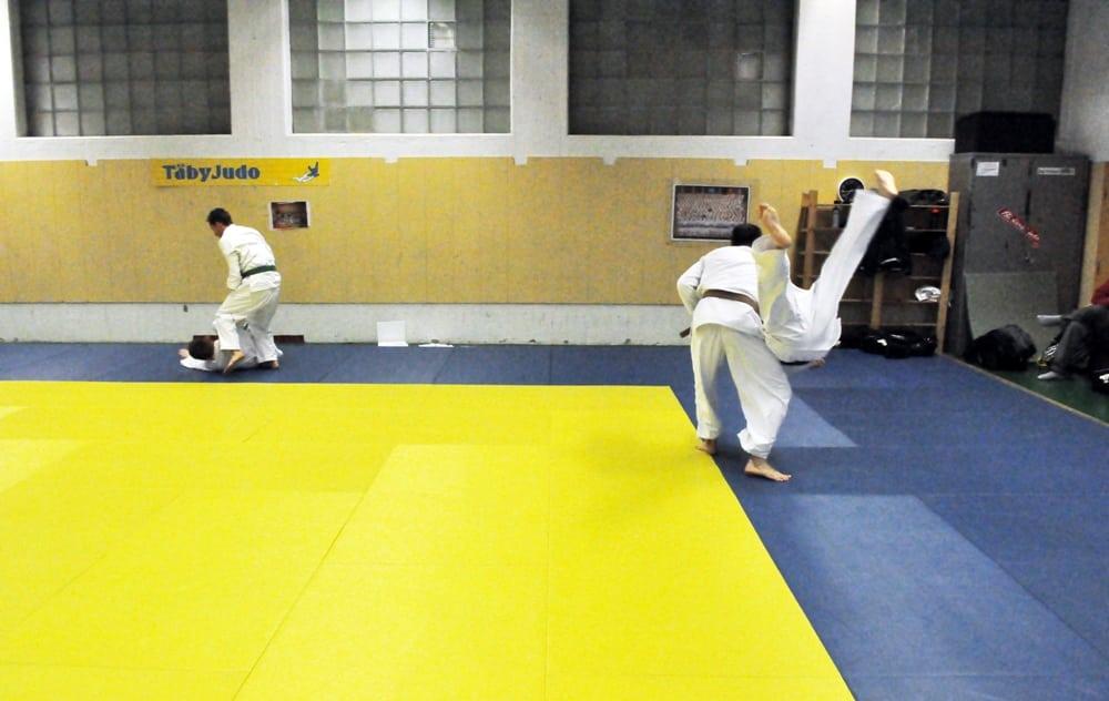 Täby Ju-Jutsu – Kampsport och allsidig träning
