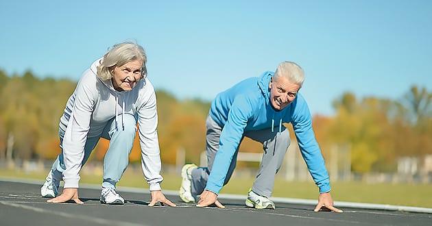 Träning för seniorer