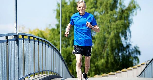 Träning kan förbättra minnet hos 60-åringar