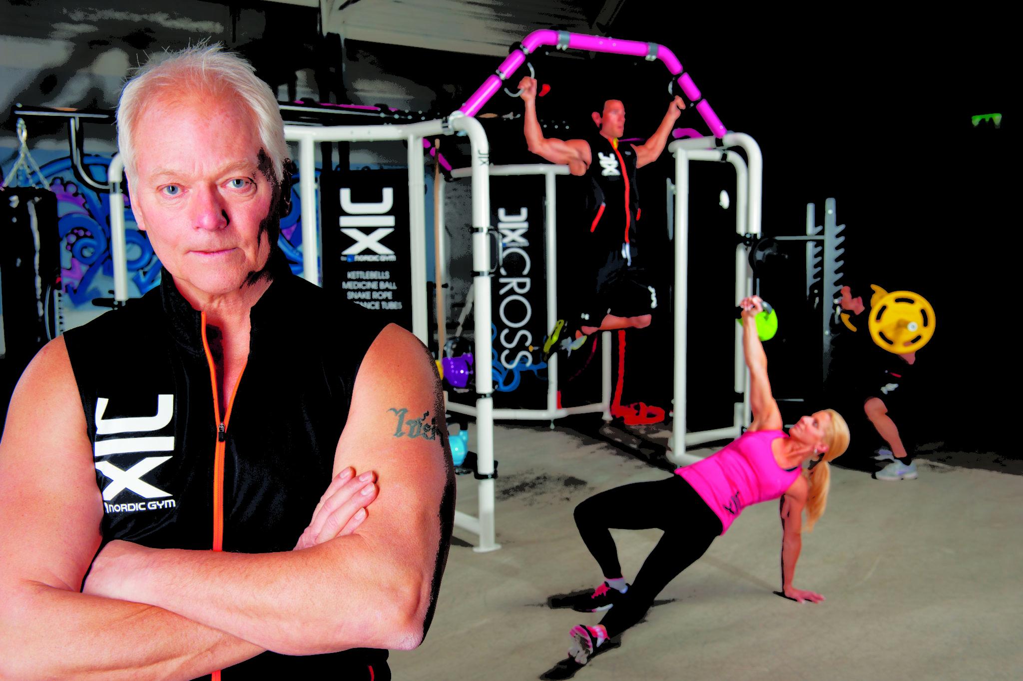Nordic Gym: Produkter som belastar efter din kropp