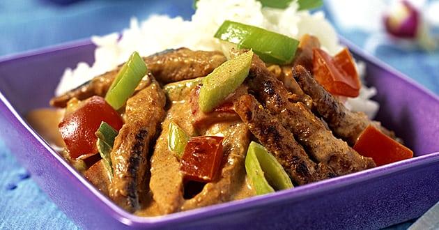 Recept: Veggi Paneng