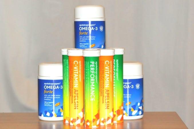 TÄVLING: Få en vitamininjektion med SportHälsa