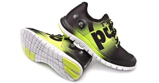 Reebok ZPump Fusion - skon som formas efter foten