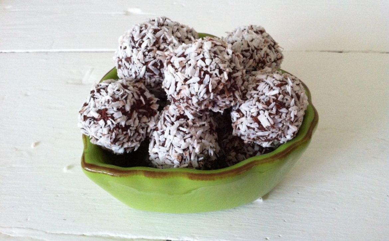 Recept: Chokladbollar utan socker