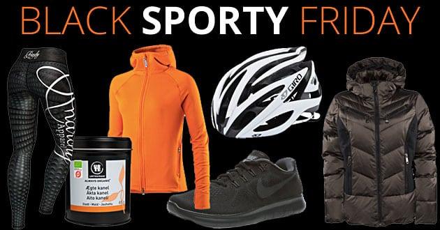 Black Friday – bästa shoppingtipsen inom träning och hälsa