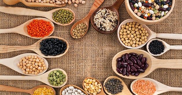 7 bra proteinkällor för veganer
