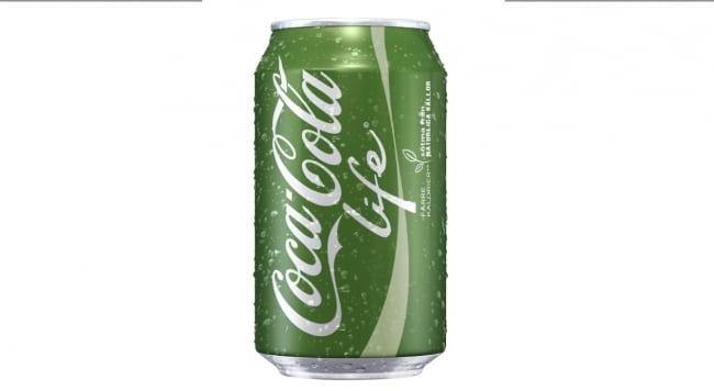 Så många sockerbitar innehåller Coca-Cola life