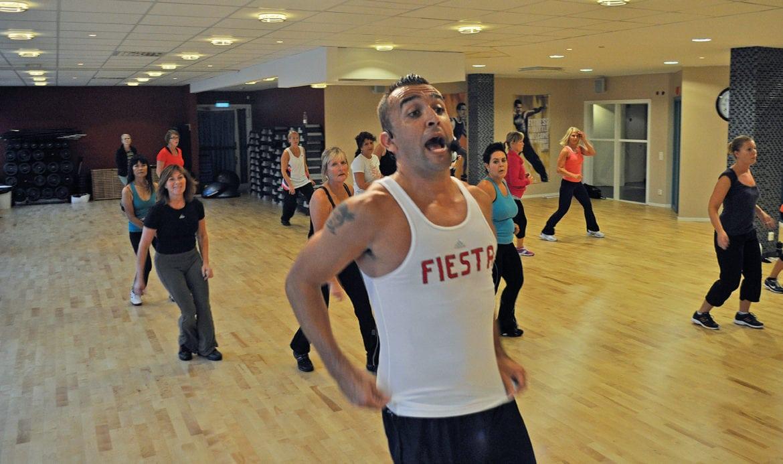 Flex Sports Club - friskvård till rimligt pris