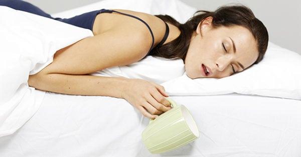 Snabb och nyttig frukost för morgontrötta