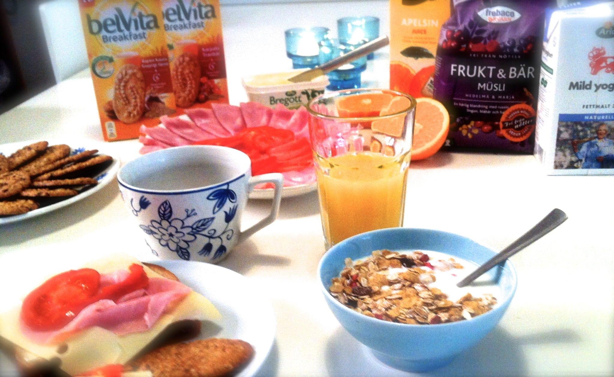 Frukosttips från redaktionen