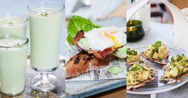 3 goda recept med ägg